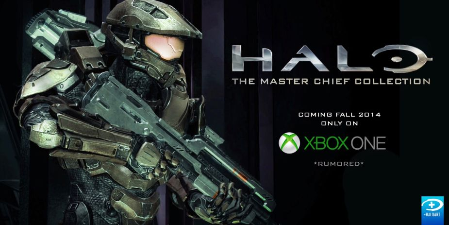 E3 The Master Chief Collection Xbox one