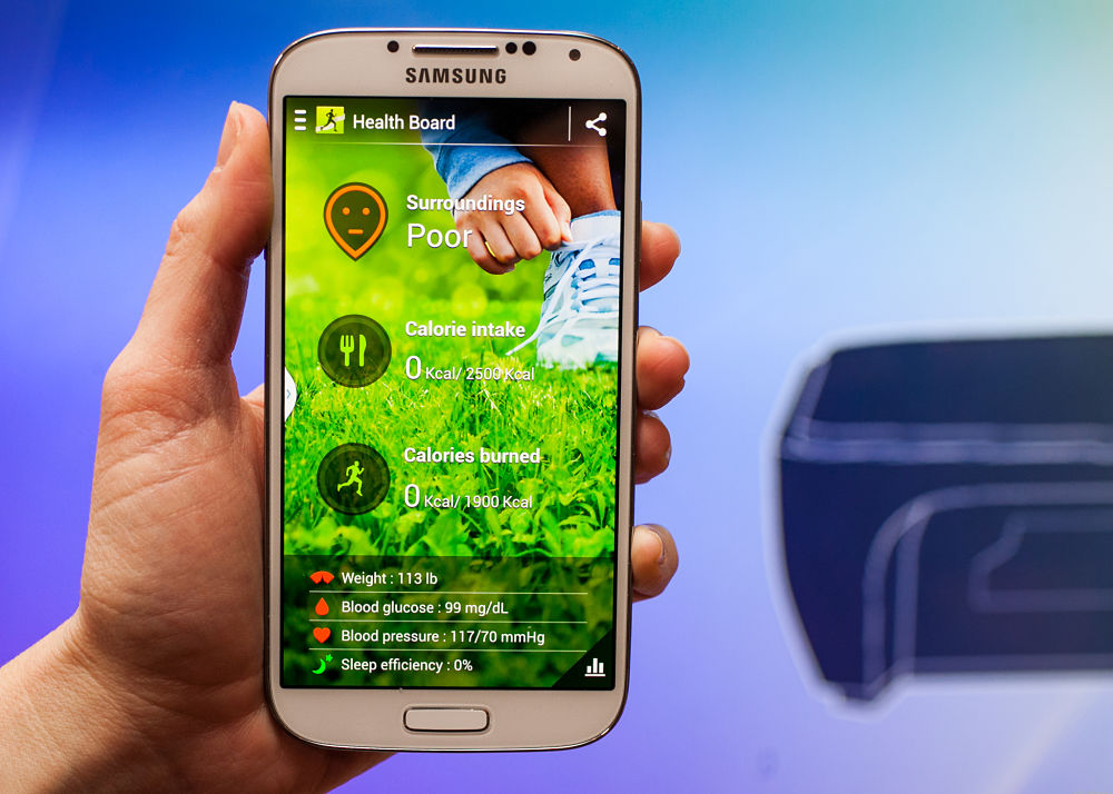 Samsung S Health ya disponible para todos los Android