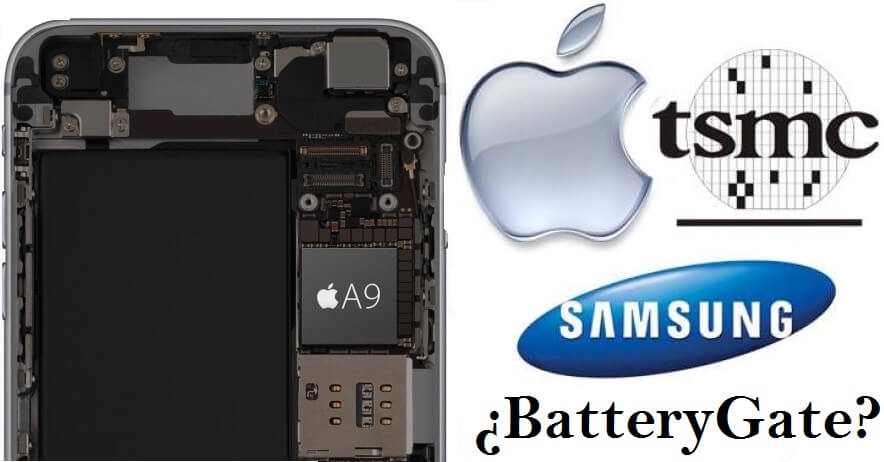 Alerta! BatteryGate iPhone 6s