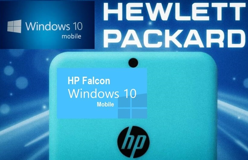 HP Falcon Windows 10 Mobile